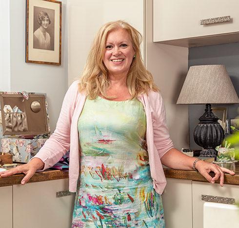 Jill Fenwick Home