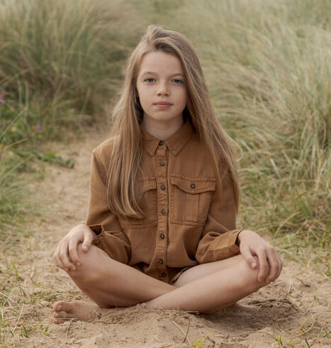 Model Portfolio – Indie Rae & Evie Rose