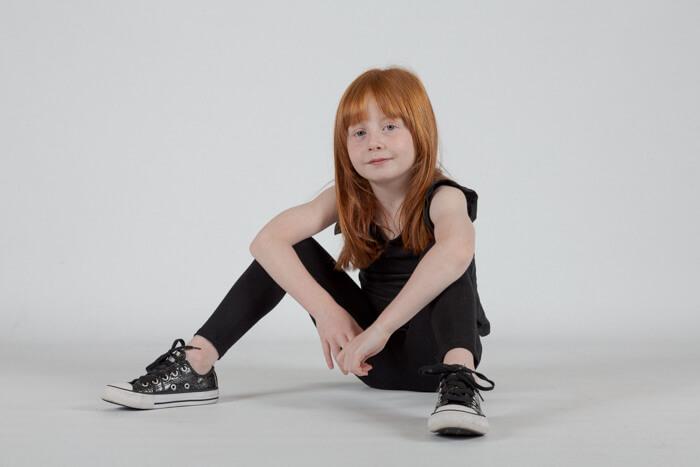 Model Portfolio – Anna