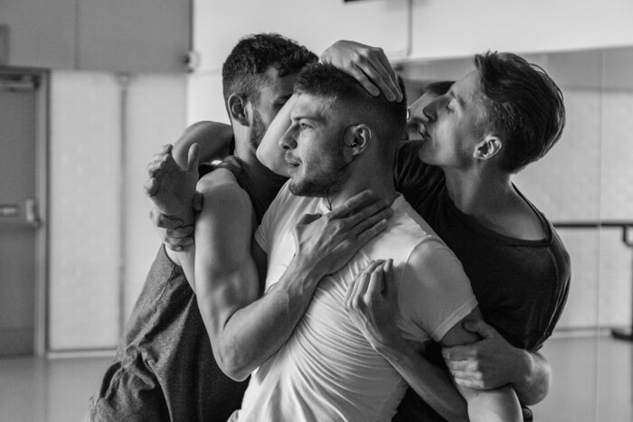 Hit The Ground Running Dance Theatre Company