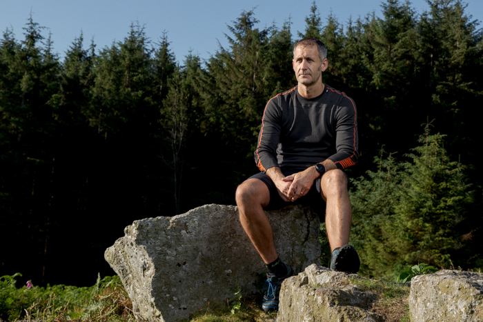 Lifestyle – Trail Runner Lee Tait