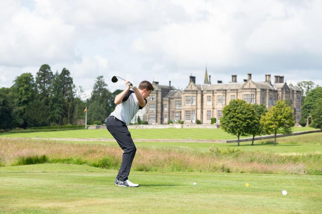 Port Of Tyne Golf Event