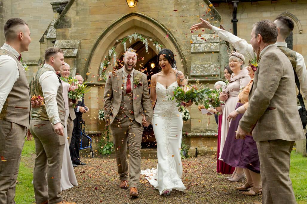 Wedding Photography – Emily & Matty